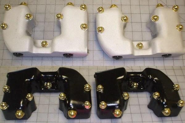 Harley Ironhead Sportster rocker box hardware kit  Old