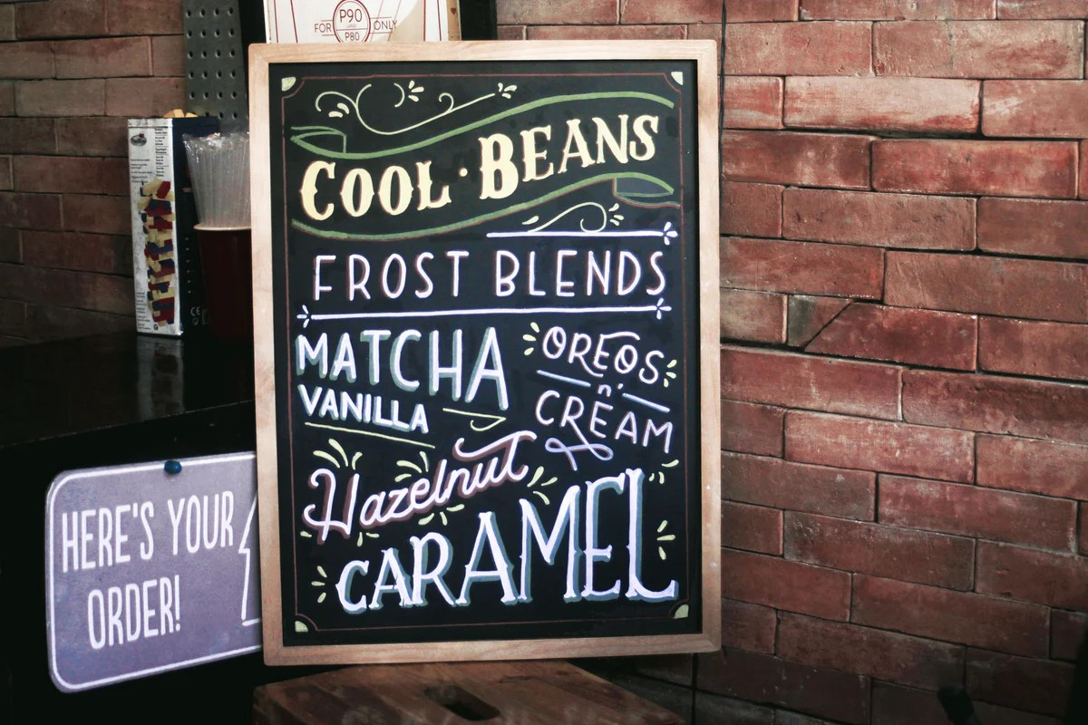 Top 5 Business Of Chalkboard Signs And Menus