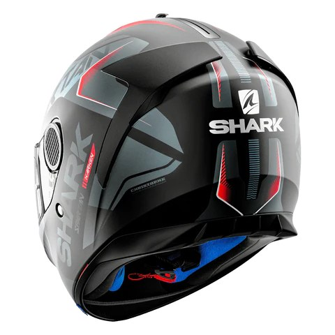 Image result for shark helmet spartan karken