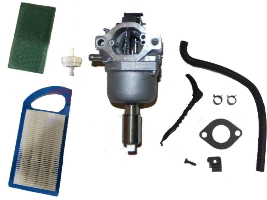 briggs and stratton nikki carburetor power loom diagram 14 hp 18hp intek 794572