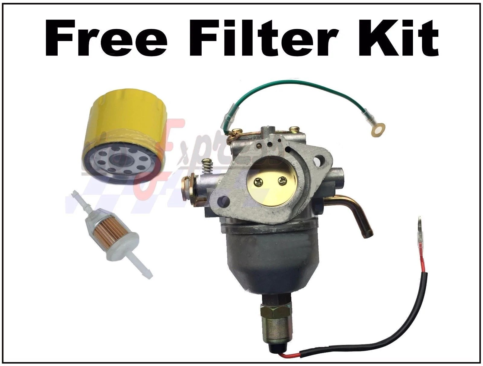 carburetor for kohler kt series dome style engine carb oil fuel filters [ 1600 x 1212 Pixel ]