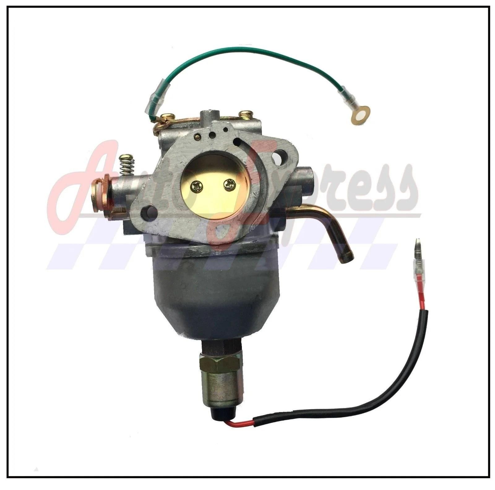 medium resolution of carburetor fits kohler cv740 cv745 engine carb oil fuel filter