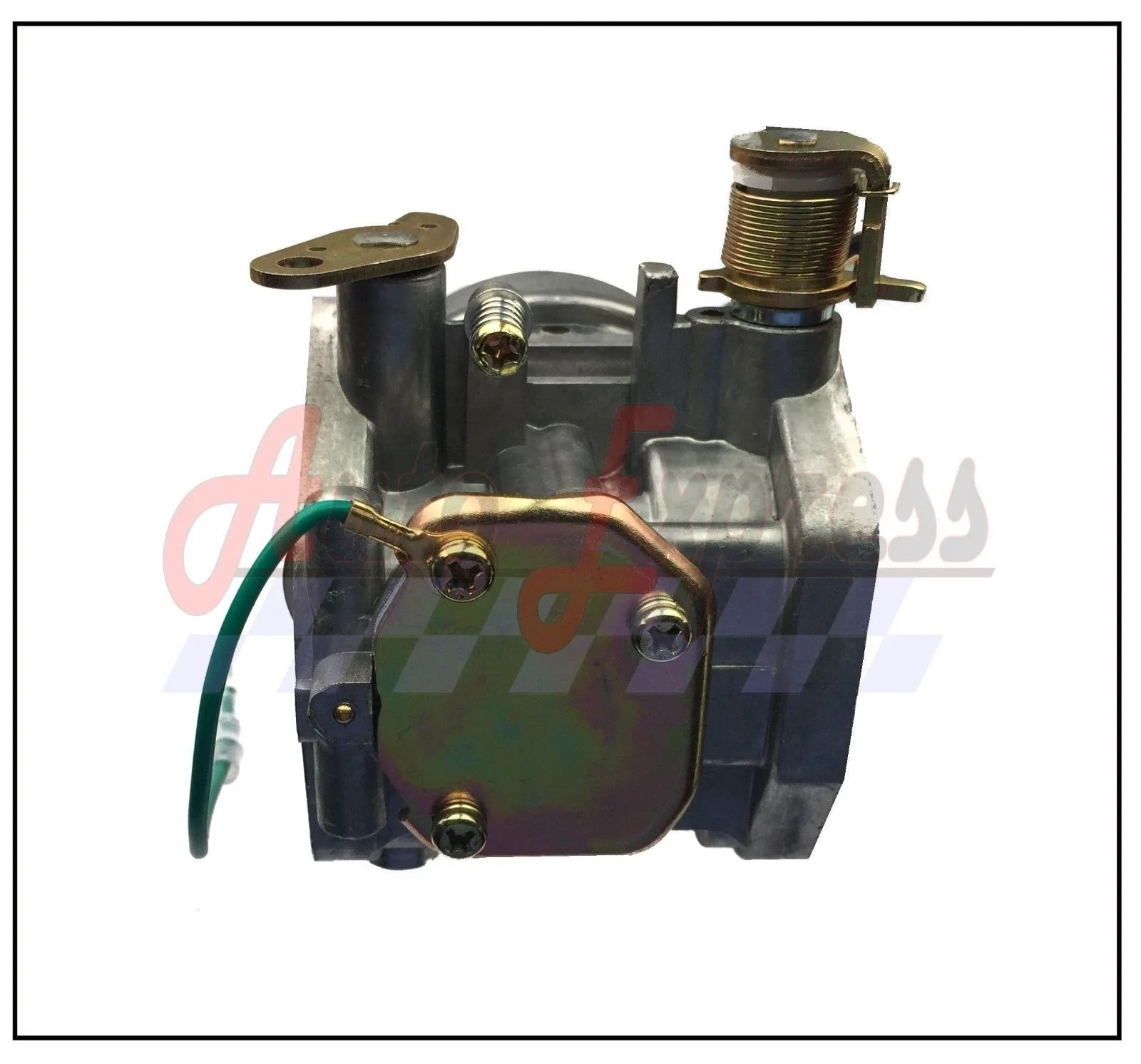 medium resolution of carburetor for kohler kt series dome style engine carb oil fuel filters