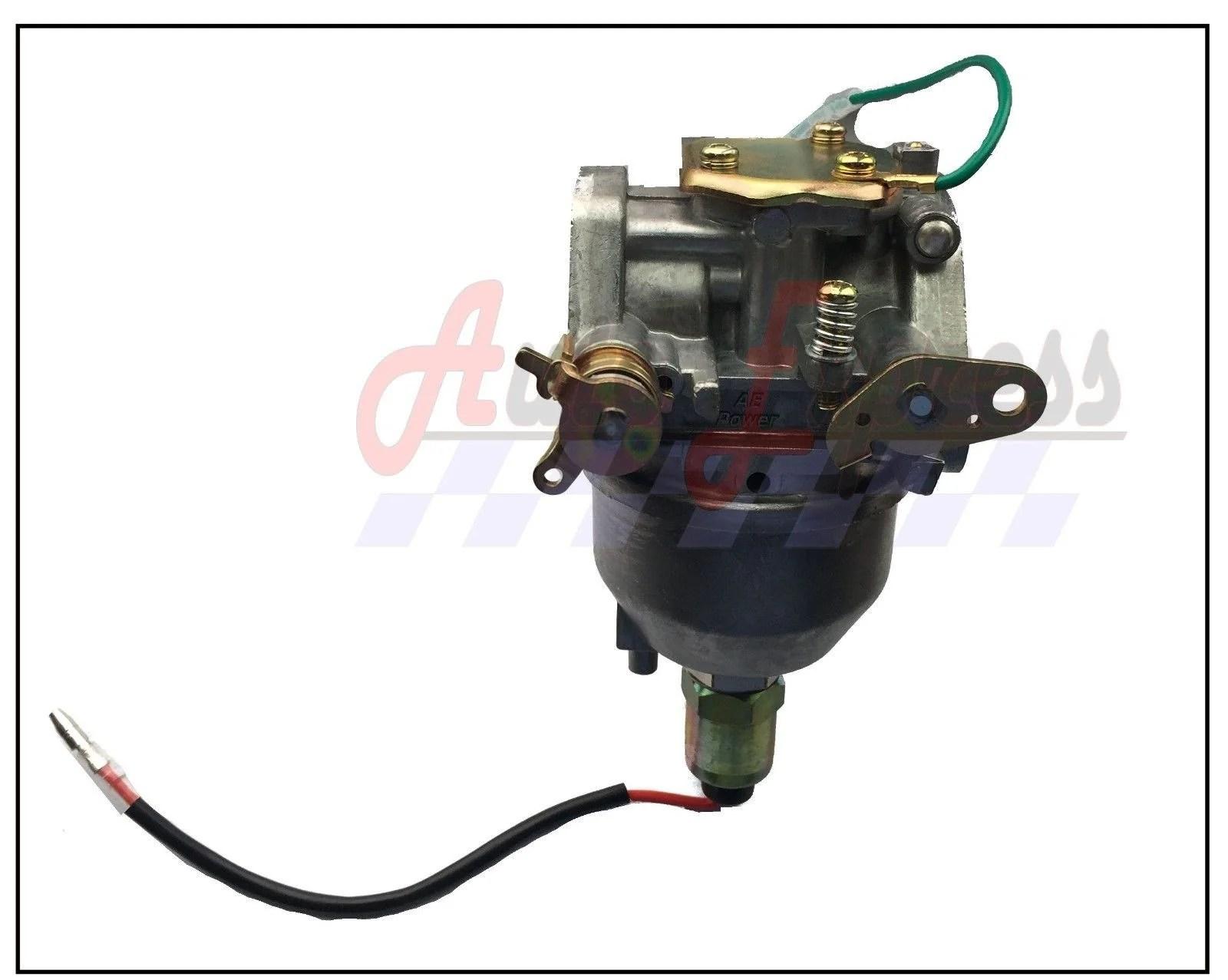carburetor fits kohler cv740 cv745 engine carb oil fuel filter  [ 1600 x 1277 Pixel ]
