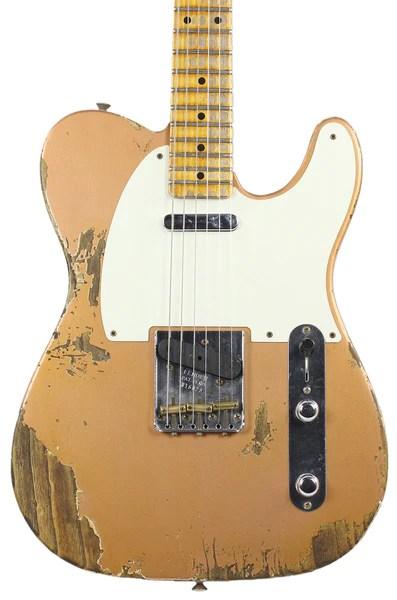 Fender Custom Shop 1953 Heavy Relic Telecaster  Aged