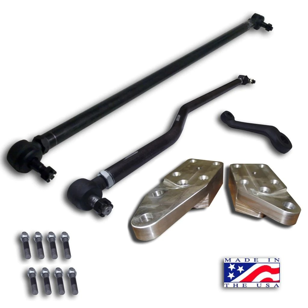 hight resolution of home products dana 60 full high steer kit