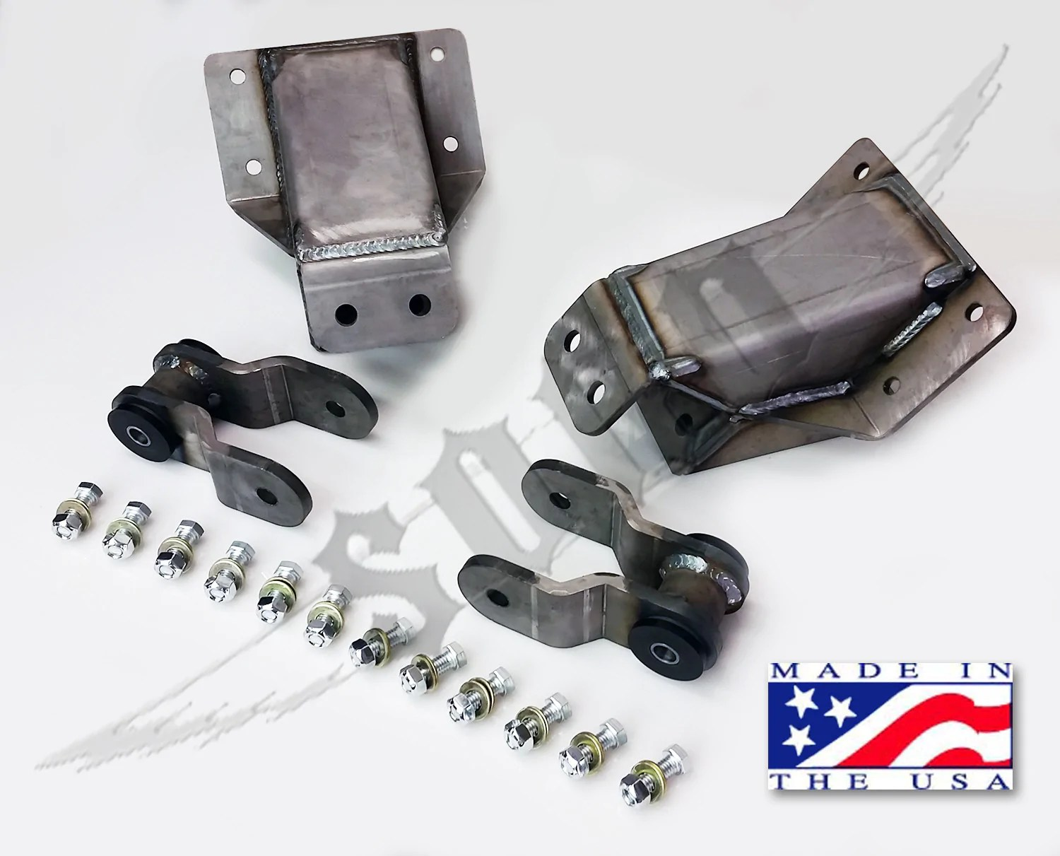 hight resolution of 73 87 chevy 4 5 rear shackle flip