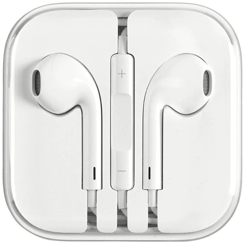 medium resolution of daily steals apple original earpods earphones 2 pack headphones