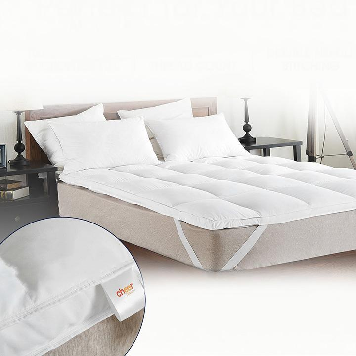 Extra Plush Luxurious Down Alternative Feather Bed ...