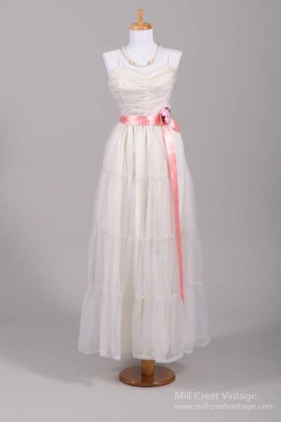 1970 Wedding Dresses