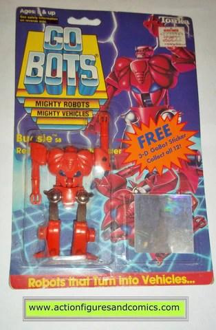 Gobots Bugsie Monster Mr 58 1985 Tonka Ban Dai Toys Action