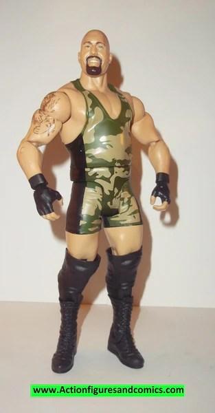 Wrestling WWE action figures BIG SHOW camo basic series 25