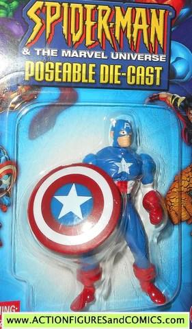 spider man marvel die