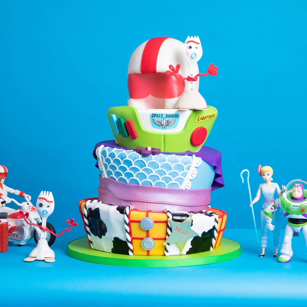 Toy Story 4 Cake Best Novelty Cake Recipe Yolanda