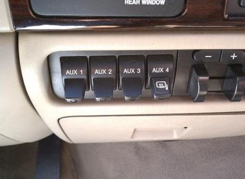 led toggle switch wiring diagram bass guitar diagrams pdf how to wire your light bar ford auxiliary switches