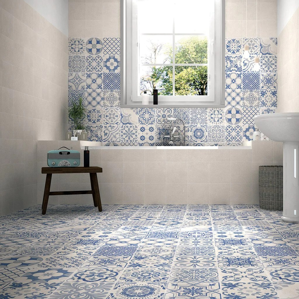 5 Tile Ideas Perfect for Small Bathrooms & Cloakrooms ...