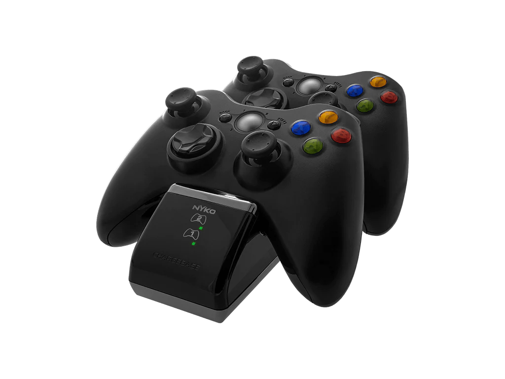 charge base s for xbox 360 two controllers  [ 1024 x 768 Pixel ]