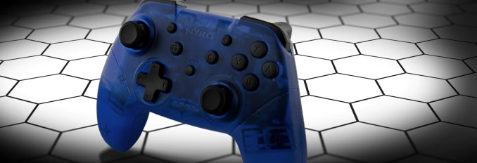 Nyko Wireless Core Controller Blue