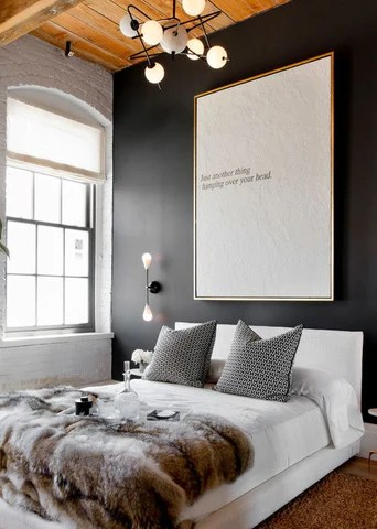Our Top 5 Modern Design Bedroom Pins From Pinterest Adore Interiors Home Staging Interior Design Furniture Lighting