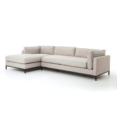 Sectional Sofa Purchase Roll Arm Grammercy Bennett Moon Luxurious Simple Lines