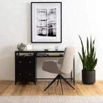 Inman Mid Century Desk Chair