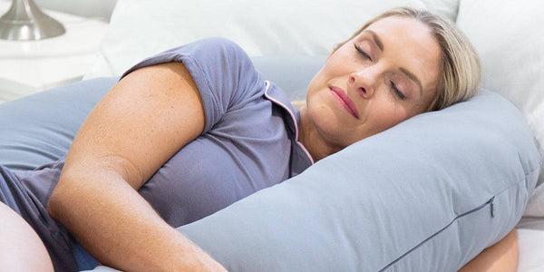 best sleeping positions for shoulder