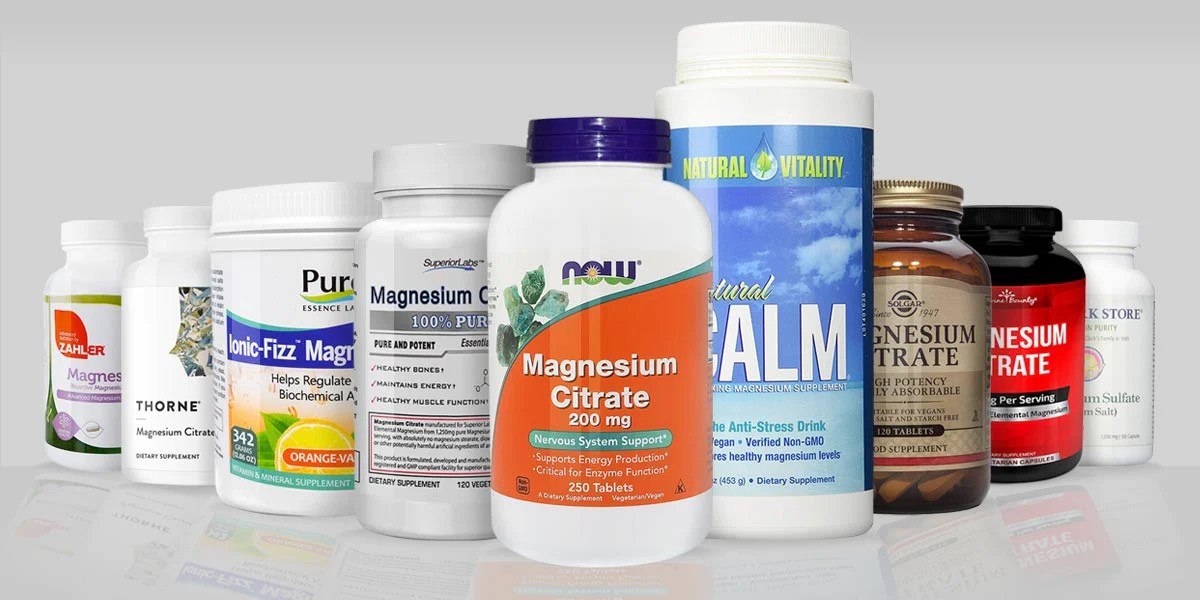 9 Best Magnesium Supplements for Constipation - Vive Health