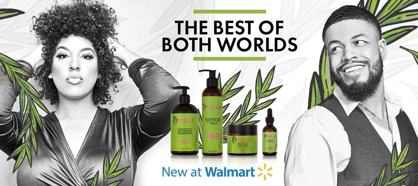 Mielle Organic Hair And All Natural Skin Care