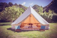 Glamping in New Zealand  Taylor & Bell Tents