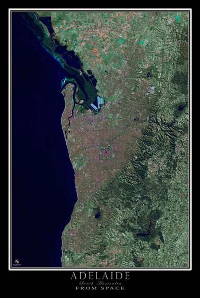 And Map America World Australia