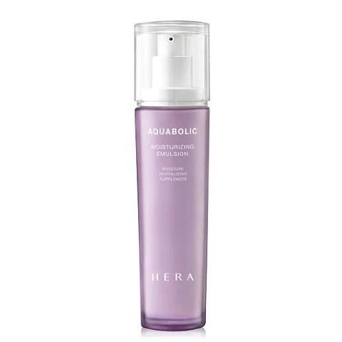 Hera aquabolic moisturizing emulsion via seoul