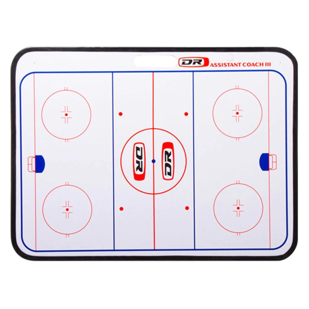 medium resolution of  coach hockey rink board dr assistant coach board 3