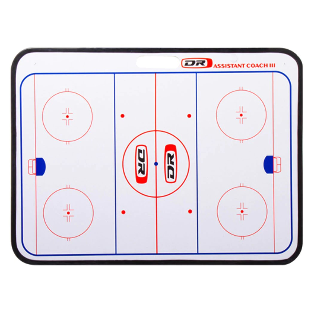 hight resolution of  coach hockey rink board dr assistant coach board 3
