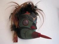 Mosquito Mask | Native Art