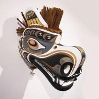 Spirit Bear Headdress | Native Art