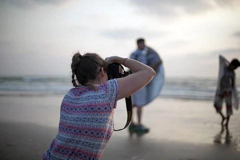 Paula Watt's Photography India Sudara Photoshoot