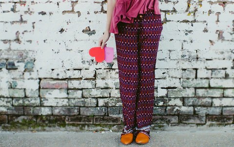Valentine's Day Punjammies Ethical Fashion Loungewear