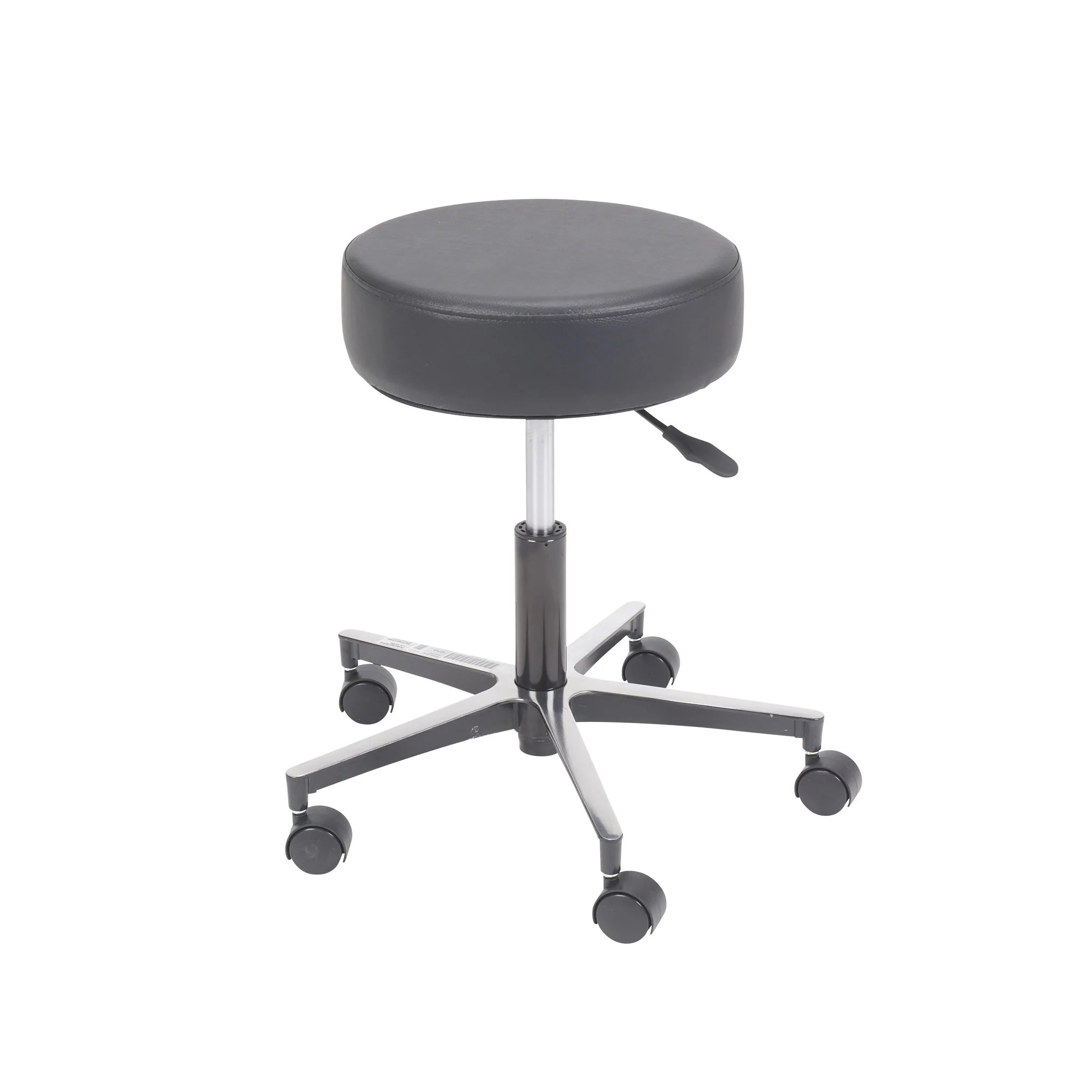 revolving chair parts hyderabad upholstered office padded seat pneumatic adjustable height stool