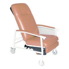 Bariatric Transport Chair 500 Lbs Iron Price 3 Position Heavy Duty Geri Recliner By