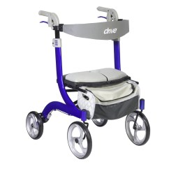 Convertible Walker Transport Chair Redman Power Reviews Nitro Dlx Euro Style Rollator Csa Medical Supply