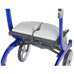 Walgreens Lift Chairs Electric Leather Nailhead Chair Nitro Dlx Euro Style Walker Rollator Csa Medical Supply