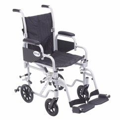 Bariatric Transport Chair 24 Seat Boon High Reviews Poly Fly Light Weight Wheelchair With Swing Away