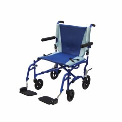 Wheelchair Transport Swing Chair Newcastle Drive Medical Aluminum