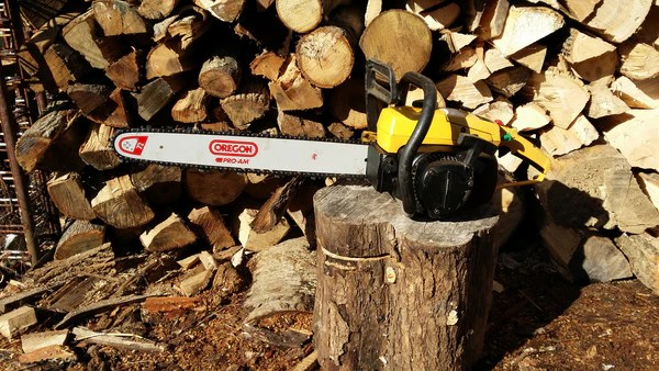 PreOwned McCulloch ProMac 1010S Professional Chainsaw