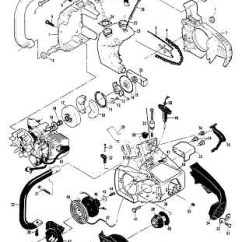 Eager Beaver Chainsaw Parts Diagram Blank Flower Sprocket 4 Mcculloch 2 1 Super 16 Randy S