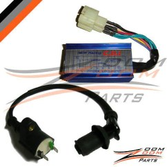 2005 Crf50 Wiring Diagram 2002 Dodge Ram Stereo Honda Cdi Ignition Box Diagrams Lose 2004 2008 2009 Crf 50 Coil Wire