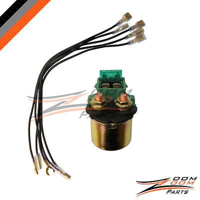 Starter Relay Solenoid Honda GL1200 GL 1200 Goldwing 1984 1985 1986 19 – Zoom Zoom Parts