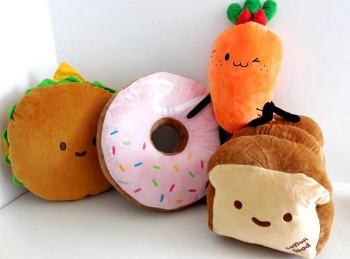 Fun Backpacks Food Plushies and Cats  JapanLA
