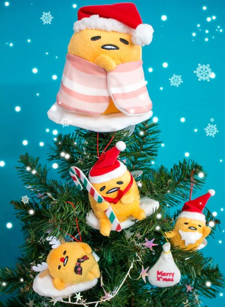 Kawaii Holiday Gift Ideas Sanrio Greeting Cards Winter