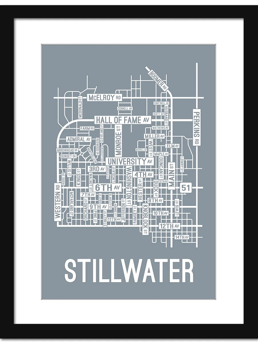 20 Stillwater Oklahoma State Map Pictures And Ideas On Meta Networks